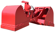 HC4 Hydraulic Clamshell Bucket