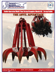 GS GENERAL SCRAP GRAPPLE